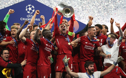 Liverpool vô địch Champions League: Chiến tích của sự kiên trì và lòng quả cảm