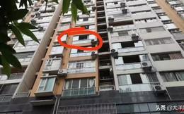 Bị mẹ già càm ràm, gã đàn ông bế con trai 1 tuổi ném qua cửa sổ chung cư
