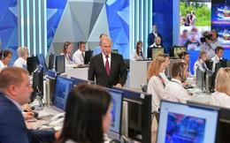 """Khi nào cuộc sống mới dễ thở hơn: TT Putin """"đương đầu"""" với mối bận tâm lớn của người dân Nga"""