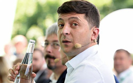 """Tổng thống Ukraine Vladimir Zelensky tiết lộ điều khiến ông này """"phát điên"""""""