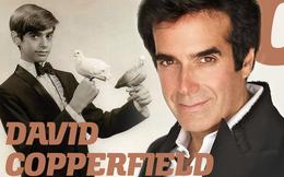 David Copperfield: Cậu bé Do Thái dám cãi lời mẹ theo đuổi  đam mê, trở thành ảo thuật gia vĩ đại từng 'hô biến' tượng Nữ thần Tự do