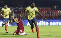 """Thi đấu kiên cường, """"người quen cũ"""" của U23 Việt Nam suýt gây thêm cú sốc tại Copa America"""