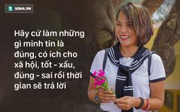 Ca sĩ Thái Thùy Linh: 'Khi mình không làm gì sai thì không cần giải thích nhiều!'