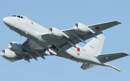 Nhật Bản chào hàng máy bay chống ngầm nội địa Kawasaki P-1