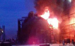 Tàu ngầm Kilo cháy kinh hoàng: Hải quân Ấn Độ cố giấu, nhưng bí mật động trời đã lộ!