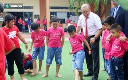 Giữa ồn ào về hợp đồng mới, HLV Park Hang-seo làm điều đầy ý nghĩa ở Việt Nam