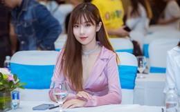Thường bị nhầm là con gái Hàn Quốc, hot girl Bùi Khánh Hà gợi cảm hút mắt