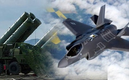 Nếu Mỹ tấn công trả đũa Iran: F-35 và S-300PMU-2 sắp có cuộc đối đầu lịch sử?
