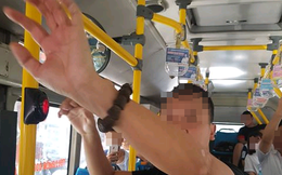 """Lập biên bản kẻ bệnh hoạn đứng trên xe buýt """"tự sướng"""" gần cô gái trẻ"""