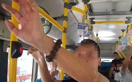 Gã có hành vi biến thái trên xe buýt 01 có thể bị xử phạt 200.000 đồng