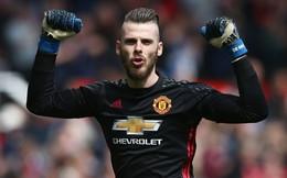 """Đề nghị mức lương cao gấp hơn... 70 lần thầy Park, Man United """"trói chân"""" De Gea"""