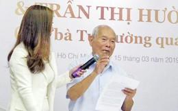 Khởi tố vụ án chồng bà Tư Hường tố cáo con trai chiếm đoạt 30.000 tỷ đồng