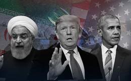 """Mỹ-Iran đang """"chơi"""" những nước cờ nguy hiểm bên ngưỡng cửa chiến tranh: Sai một bước, đi vạn dặm"""