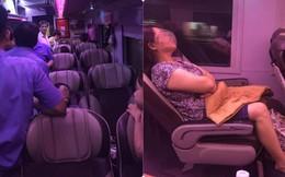 Chuyện lạ trên tàu: Người phụ nữ chiếm ghế, giả vờ ngủ, bị nhắc vẫn cố thủ không rời