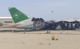 Libya: Sân bay Mitiga ở Tripoli tạm dừng các chuyến bay