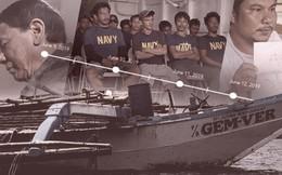 Vụ tàu cá Philippines bị tàu TQ đâm chìm: Báo Philippines ngưỡng mộ thái độ mạnh mẽ của Việt Nam