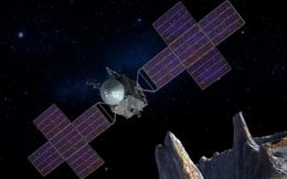 NASA chuẩn bị khám phá tiểu hành tinh kim loại