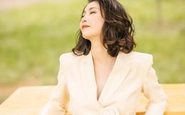 Nhan sắc cuốn hút của Hoa hậu Hà Kiều Anh ở tuổi 43