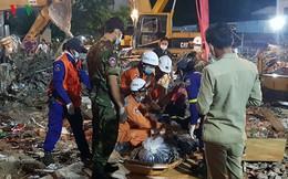 Sập nhà Trung Quốc xây ở Campuchia: Thủ tướng Hun Sen chỉ đạo cứu hộ