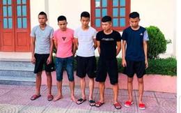 Mâu thuẫn 2 nhà xe, chủ quán cơm ở Thanh Hóa chỉ đạo đàn em ném vỡ kính xe khách