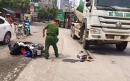 Hà Nội: Sĩ tử bị ô tô tông gãy chân trên đường về nhà sau môn thi Ngữ Văn