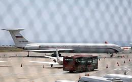 Bất chấp căng thẳng với Mỹ, Nga vẫn điều máy bay quân sự tới Venezuela