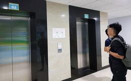 """Xác định người """"đại tiện"""" ra thang máy ở chung cư cao cấp tại Hà Nội"""