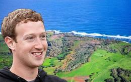 Bất ngờ với khối tài sản trị giá 100 triệu USD của Mark Zuckerberg ở Hawaii