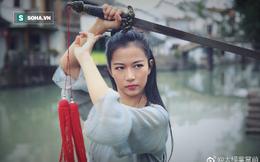 Võ công bí ẩn của nữ cao thủ đẹp nhất Trung Quốc được kêu gọi xử kẻ thách đấu Từ Hiểu Đông