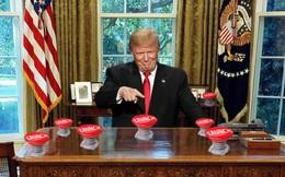 """Tổng thống Mỹ Donald Trump đang chơi """"trò chơi chiến tranh"""" bằng sinh mạng thế giới?"""
