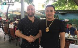 Tổng đàn chủ Vịnh Xuân Nam Anh đáp trả kịch liệt ông Hoàng Vĩnh Giang vì cấm Flores tỉ thí