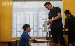 Đặc biệt ở Hà Giang: Thí sinh ngồi một mình 1 phòng thi THPT Quốc gia