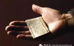 """Chiêu trò gian lận thi cử ở Trung Quốc xưa: """"Vải thưa"""" nhưng che được """"mắt Thánh"""""""