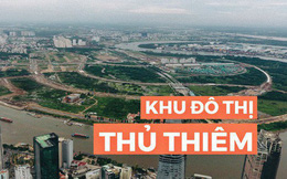 Thanh tra Chính phủ: Các nhà đầu tư ở Thủ Thiêm hưởng lợi lớn do chênh lệch giá đất