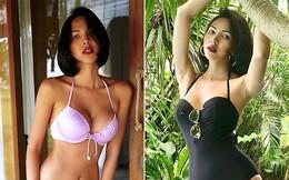 Người tình tin đồn của Hoa hậu Kỳ Duyên tung loạt hình bikini nóng bỏng
