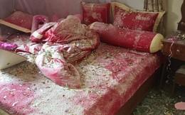 Bước vào phòng cưới, cô dâu giật mình khi nhìn thấy những thứ vương vãi trên giường