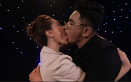 Hot girl Mon2K bị chỉ trích nặng nề vì hám tiền, hôn bạn trai mới gặp phản cảm trên truyền hình