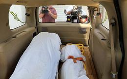 """Số phận thi thể hai cha con người di cư chết đuối và sự thật bất ngờ được mẹ nạn nhân tiết lộ đằng sau chuyến đi """"tử thần"""""""