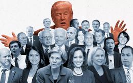 """Mới khởi động cuộc đua hạ bệ ông Trump, Đảng Dân Chủ đã để lộ hàng loạt """"tử huyệt"""""""
