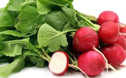 Từ hỗ trợ giảm cân đến phòng chống ung thư: Đây là những lợi ích sức khỏe từ củ cải