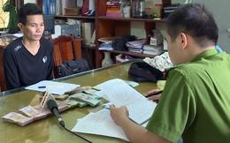 Nguyên nhân gã thanh niên cướp hơn 500 triệu đồng ngân hàng ở Phú Thọ