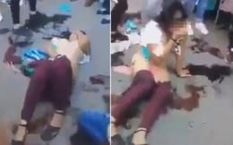 Hai người phụ nữ bị đánh đập, cắt tóc, lột đồ vì tội ăn trộm