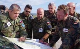 9 đồng minh NATO tập trận Tobruq Legacy quy mô lớn tại Ba Lan