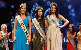 Quỳnh Như đoạt Á hậu cuộc thi Miss&Mrs Top of the world