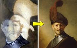 9 kiệt tác hội họa chứa hình ảnh ẩn sâu bên trong: Có bức đã hơn 100 tuổi