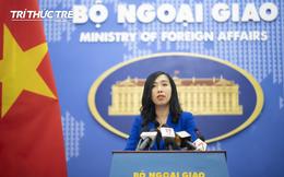 """Bộ Ngoại giao phản bác phát biểu """"Việt Nam xâm lược Campuchia"""" của Thủ tướng Singapore Lý Hiển Long"""