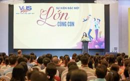"""Gần 1000 phụ huynh TP.HCM tham gia sự kiện """"Lớn Cùng Con"""" do VUS tổ chức"""