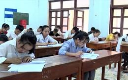 Quảng Bình: Tổ chức thi lại môn Văn do trùng đề thi