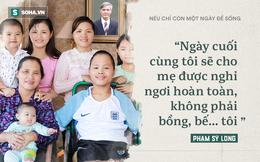 Người VN đầu tiên đăng ký hiến đầu: Nếu chỉ còn 1 ngày để sống, tôi sẽ làm mẹ cười thật nhiều