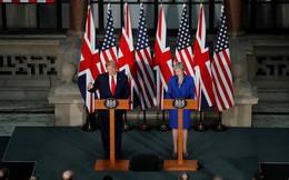 Tổng thống Mỹ cam kết 'điều thần kỳ' đối với Anh trước khi Brexit có hiệu lực